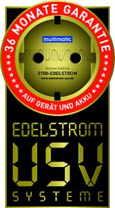 Edelstrom-USV